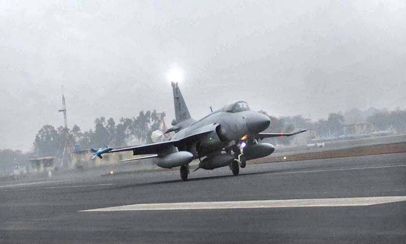 Струи ВВС Пакистана разбомбили несколько областей, в удаленном долине Тирах племенной области Хайбер, сказал армия заявлении.  И mdash; APP / файла