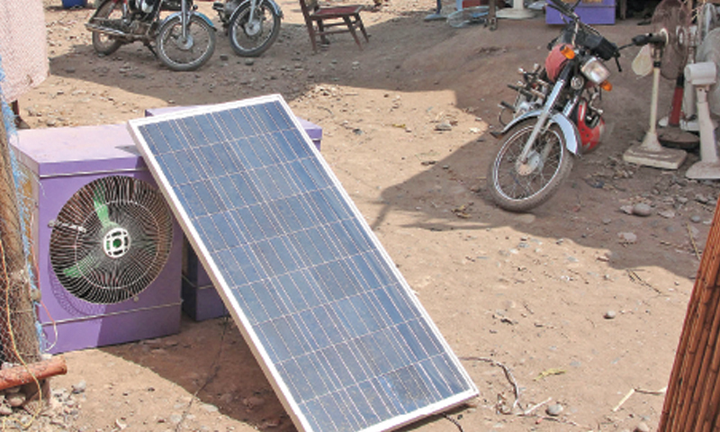Loans for solar energy - Newspaper - DAWN COM