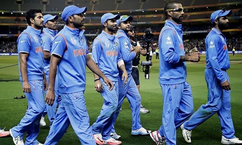 last australia tour of india