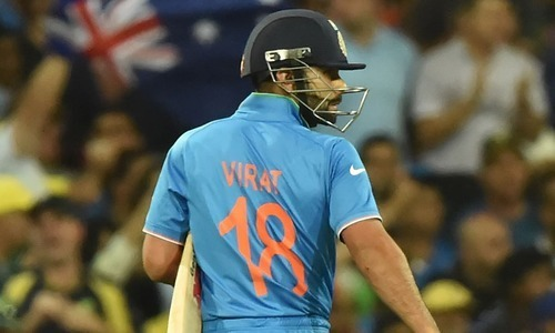 India's World Cup dream shattered, Australia cruise into final