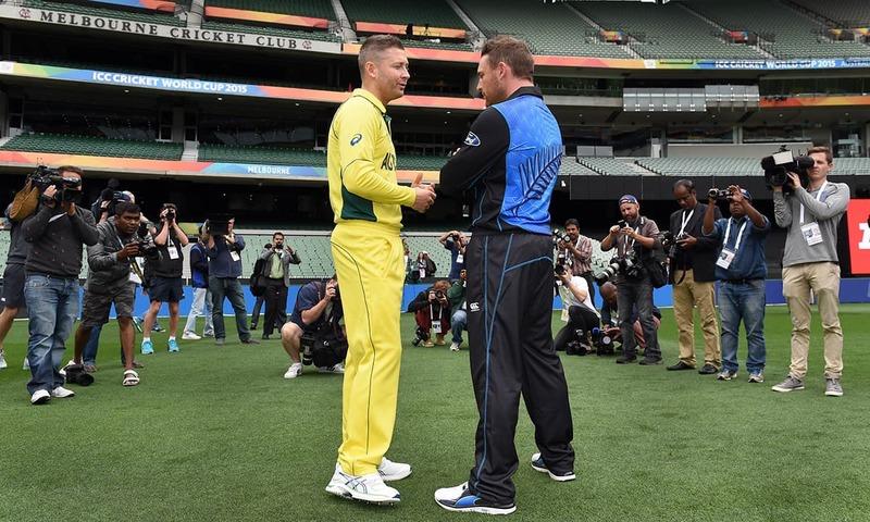 LIVE | New Zealand bat first against Australia in cracking trans-Tasman final