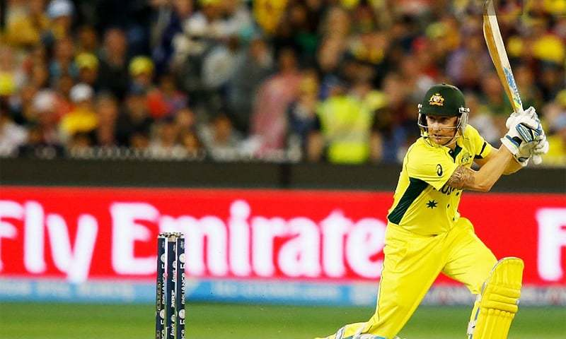 Captain Clarke bows out with Australia's fifth World Cup title