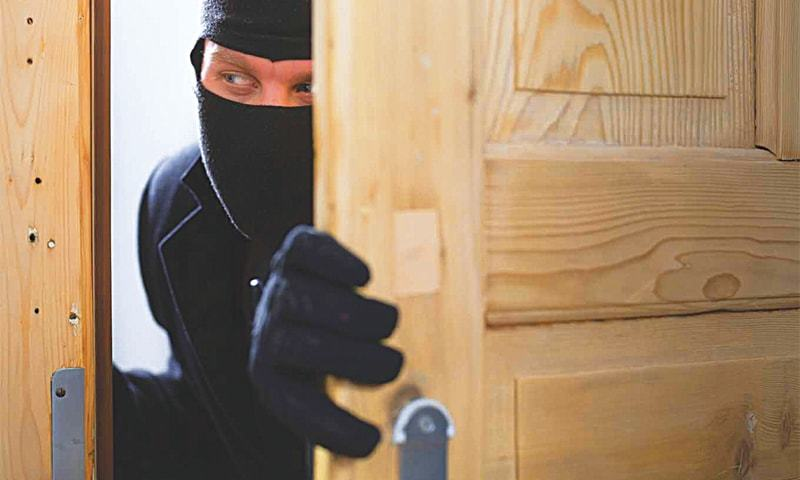 Image result for What to do if your property is burgled