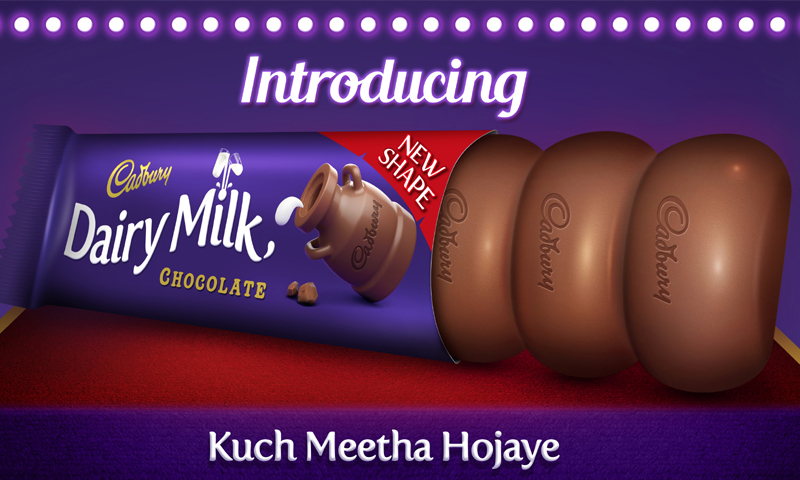 cadbury launches a new product Available in generous 320g packs, cadbury heroes has everyone's favourite chocolates in miniature variants, including cadbury lunch bar, cadbury chomp, cadbury flake, cadbury dairy milk and cadbury dairy milk top deck.