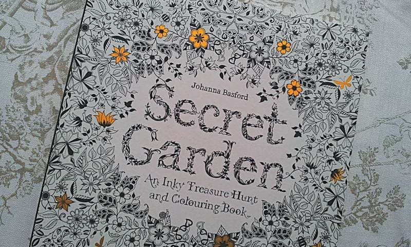 JOHANNA Basfords Intricately Drawn Pictures Of Flora And Fauna In Secret Garden Have Sold 14m