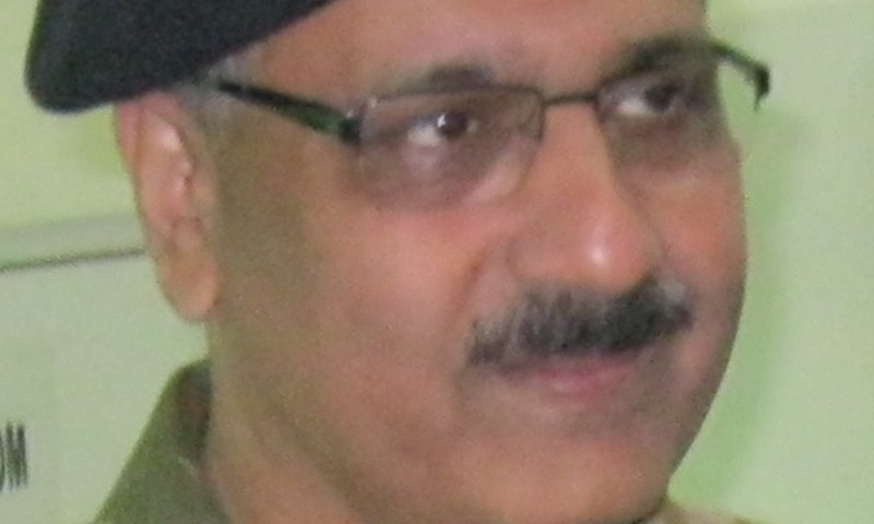 Lt Gen Zubair Mahmood Hayat has been appointed as the army's new Chief of General Staff.—Courtesy: defence.pk