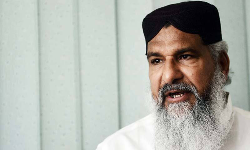 Maulana Ludhianvi said some elements were stirring up the Shia-Sunni schism to divert the attention of the Pakistanis away from Saudi Arabia.— AFP/file
