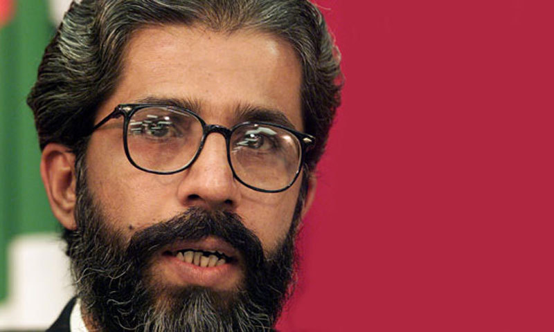 Slain Dr Imran Farooq of the MQM. — File photo