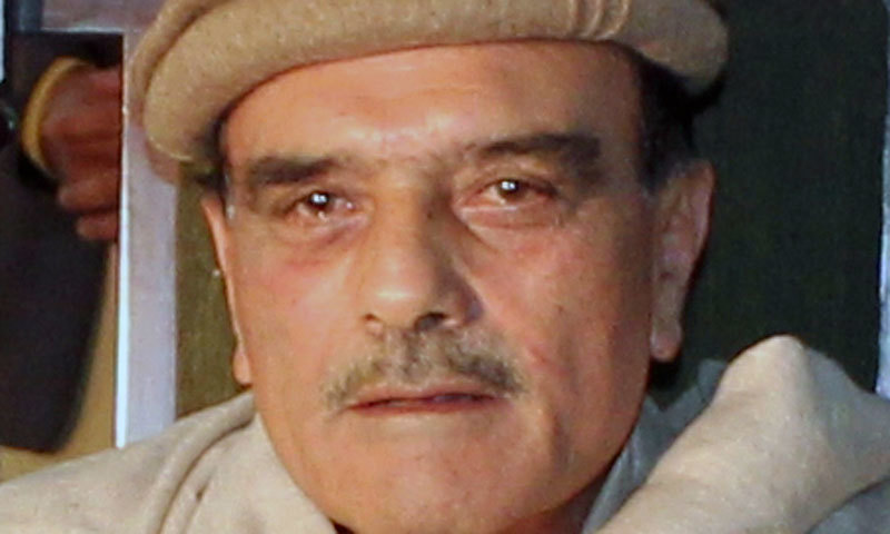 Hoti, who had been suffering from cancer, was born in Mardan and remained a popular figure there. — Photo courtesy ANP website