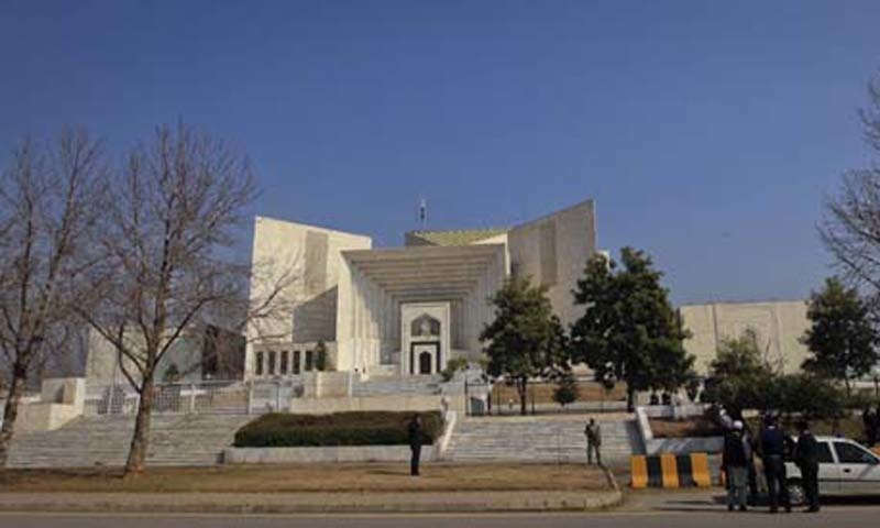 The order came after Additional Advocate General Waqar Ahmed told a two-judge Supreme Court bench headed by Chief Justice Nasir-ul-Mulk that efforts were being made for an amicable settlement of the matter.  — Reuters/file