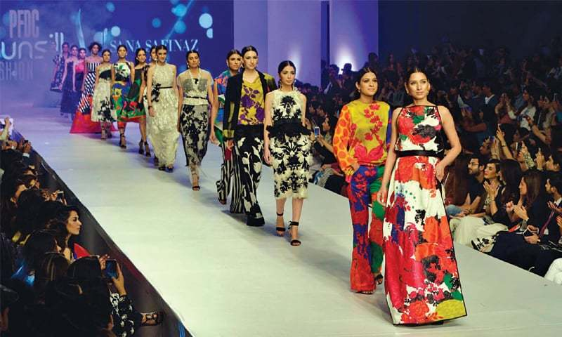 079ef6573 PFDC design district to take fashion to another level - Newspaper ...