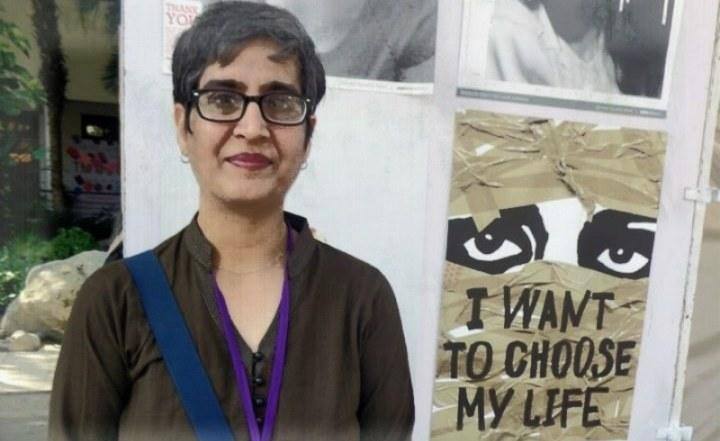 Sabeen Mahmud, social media campaigner and human rights activist - Khuda Bux Abro
