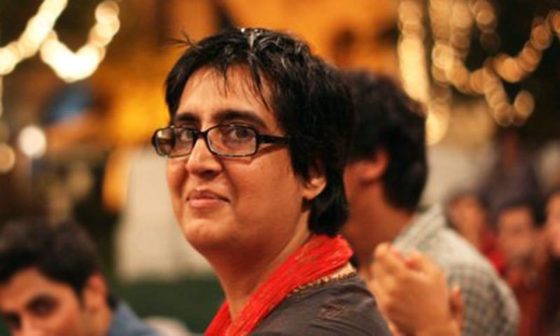 Sabeen wouldn't rest in peace. She had too much still to do, create, fight for. — Photo by Insiya Syed