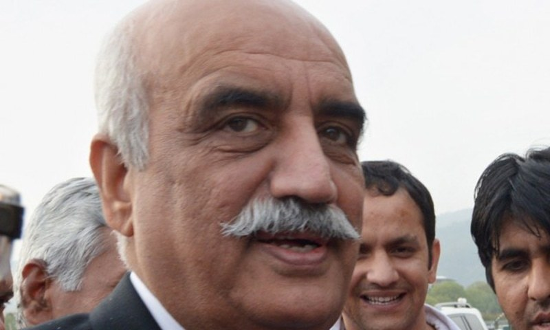 Shah said time had come to show the real face of the PML-N government to the masses.—AFP/File