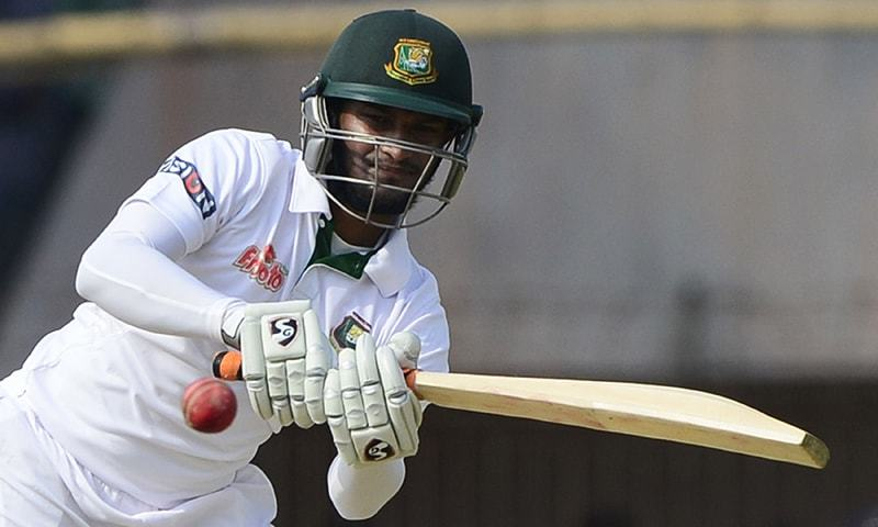 Bangladesh to 'go for the kill' against Pakistan in Dhaka Test