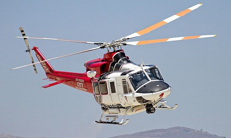 Under Coalition Support Funds (in the Pentagon budget),  Pakistan received 26 Bell 412EP utility helicopters, along with related parts and maintenance, valued at $235 million.   — Creative commons