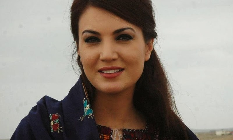 Reham Khan will use her new career as film producer to change the image of Khyber Pakhtunkhwa. -- webzpk.com
