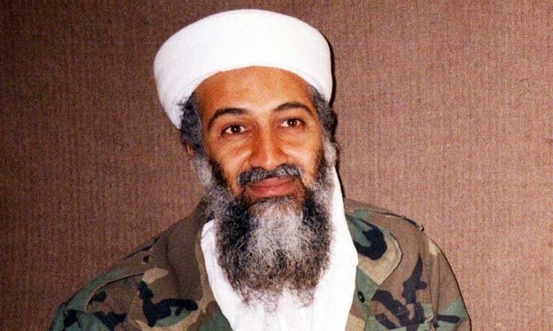 اسامہ بن لادن۔ —. فائل فوٹو اے ایف پی