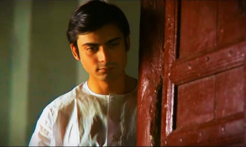 Fawad Khan as Hasan in Dastaan.