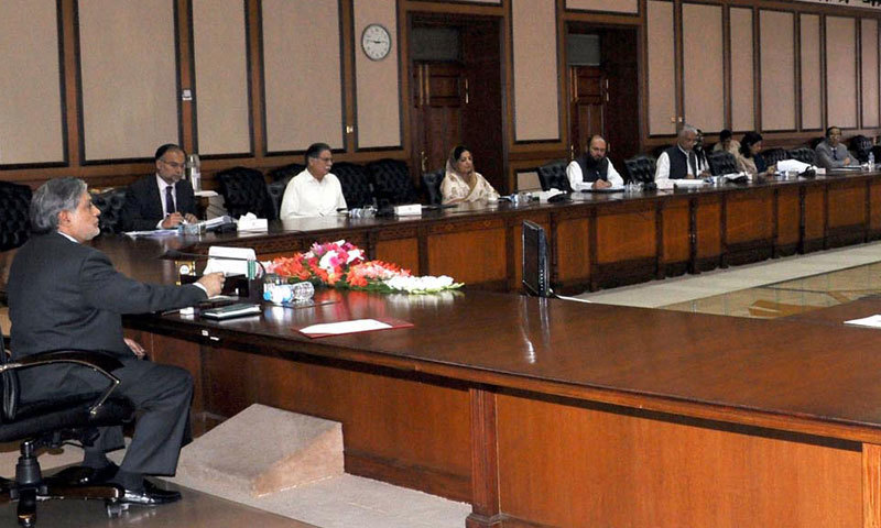 Chaired by Finance Minister Ishaq Dar, the Ecnec also cleared a package of five projects for Pakistan Railways (PR) involving a total estimated cost of Rs122.95 billion. — INP/file