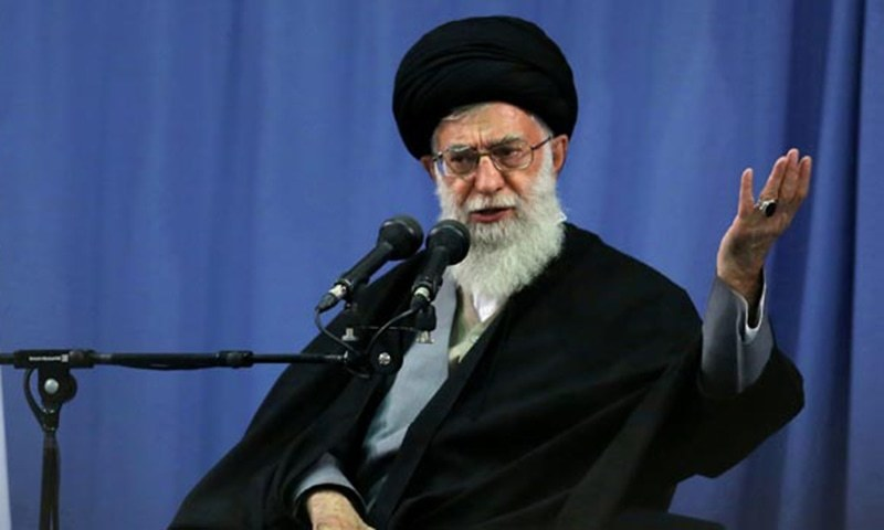 """Security in the Persian Gulf is in the interests of everyone... If it is insecure, it will be insecure for all,"" Khamanei said according to IRNA. —AFP/File"