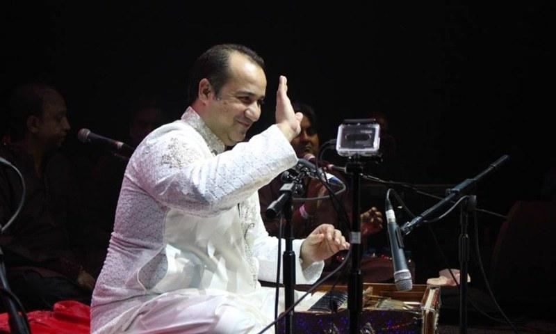 """Rahat Fateh Ali Khan's 'Zaroori Tha' is a fantastic song,"" said filmmaker Mohit Suri"