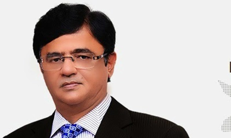 Kamran Khan said his conscience is not letting him work with Bol. -Photo Courtesy Bol Network
