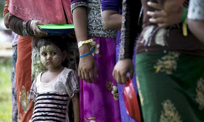میانمار کے مسلمان بچے کہاں جائیں؟