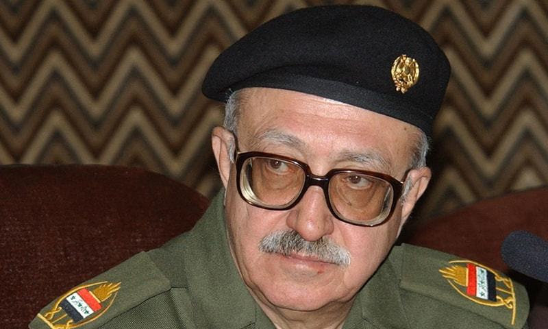 Tareq Aziz died in Iraqi hospital Friday aged 79 after many years of poor health.  - AP/File
