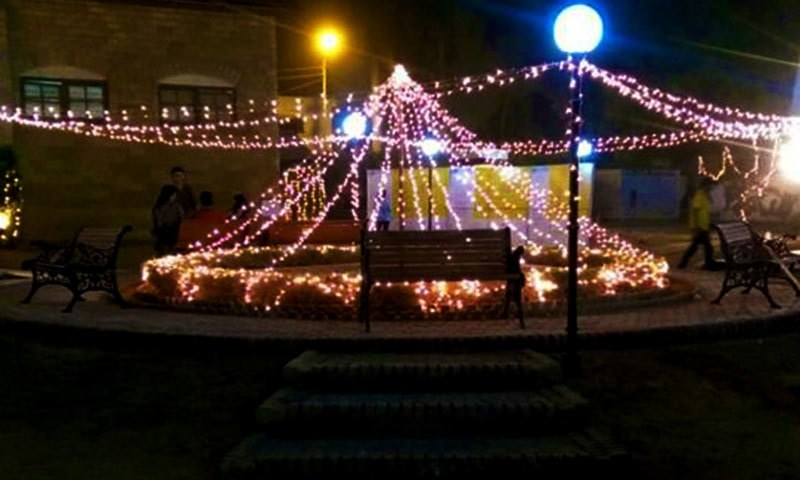 Karachi's glorious past was celebrated at the Citizen Archive of Pakistan's City of Lights Festival — Photograph courtesy CAP Facebook Page