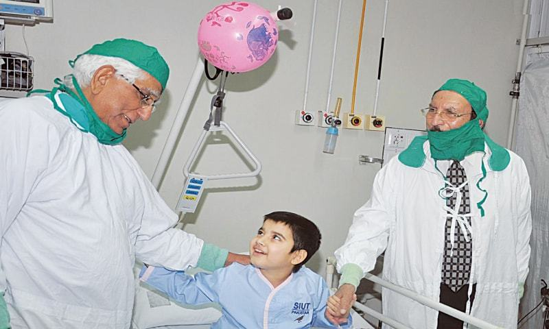 CM promises all-out support for SIUT's liver transplant ...