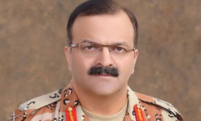 The land-grabbing mafia, Maj Gen Bilal Akbar said, operated systematically under the tutelage of a prominent political party in Karachi.- APP/File