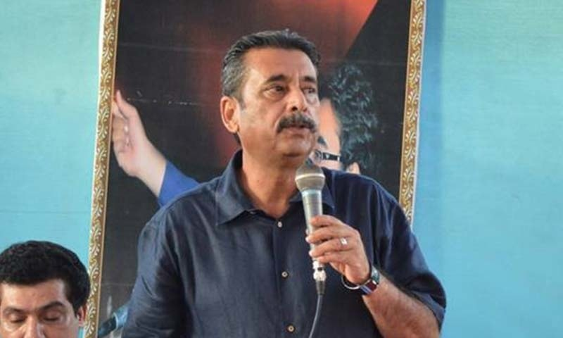 MQM had controlled the KWSB for over 28 years but failed to launch any project to improve water supply: Alam—Courtesy: Facebook page