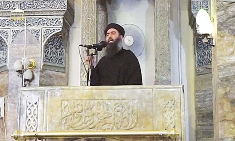 ABU Bakr al-Baghdadi, leader of the self-styled Islamic State group.—Reuters