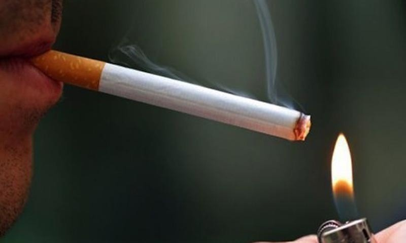 The overall prevalence rate of tobacco use among women was found to be at 65 per cent. — AFP/File