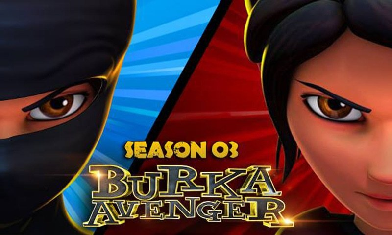 The school teacher-turned-masked avenger returns for a third season, in which she will battle the baddies of Halwapur once more. — Photograph courtesy Burka Avenger's Facebook page