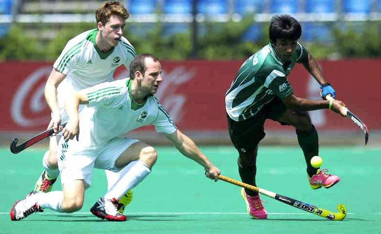 2016 is the first year Pakistan's national hockey team failed to qualify for the Olympic games in Rio | Courtesy FIH