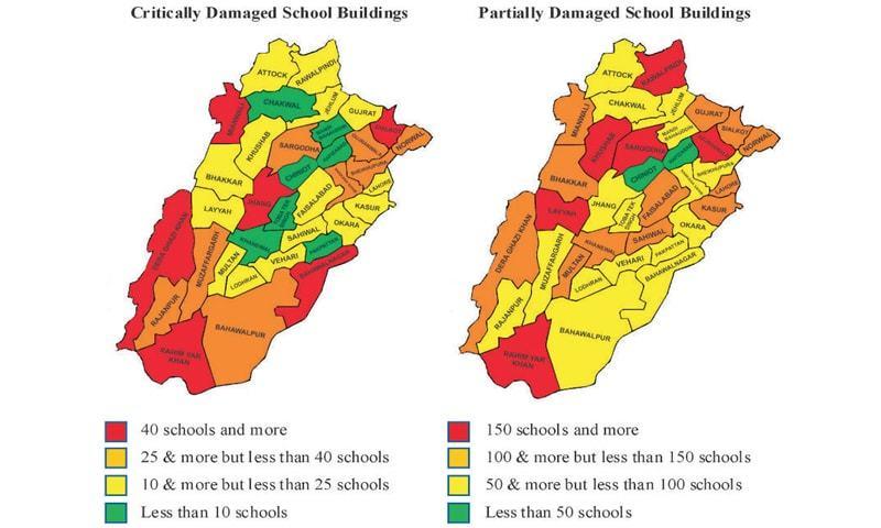 dilapidated school buildings need urgent repair
