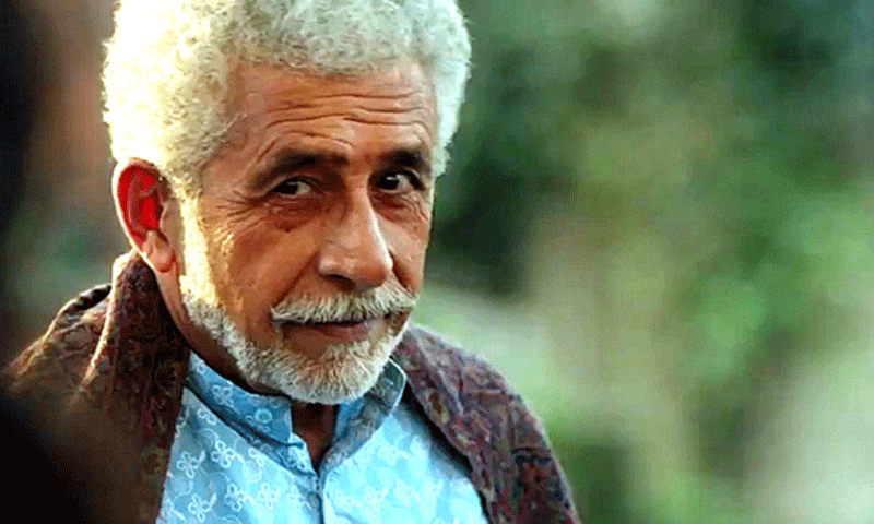 Naseeruddin Shah. — Courtesy photo