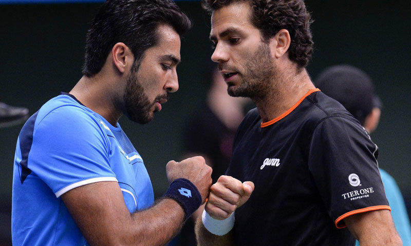Aisam will reach Jakarta from London directly to feature in the contest. — File