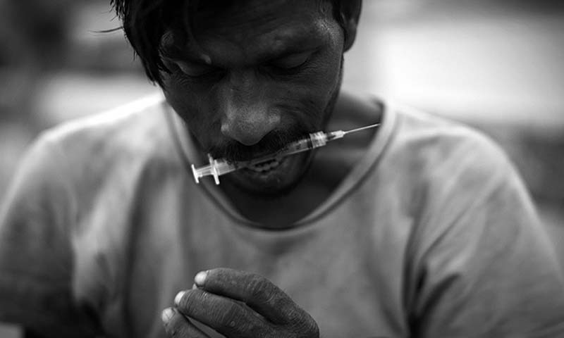 Afghan Children are Facing a Serious Drug Abuse Problem