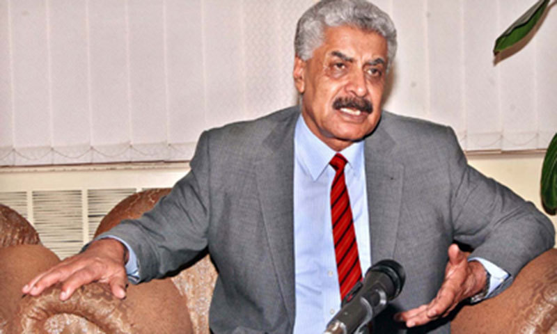 Minister for States and Frontier Region retired Gen Abdul Qadir Baloch told the Senate that UNSC had in a resolution listed the JuD as LeT with a new name, but no supporting evidence had been shared with Pakistan to establish the connection.  —APP/File