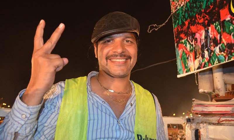 DJ Butt has been served notice of Rs17 million tax on services according to media reports. Mr Butt denies having received any such notice. — Photo courtesy: Irfan Haider