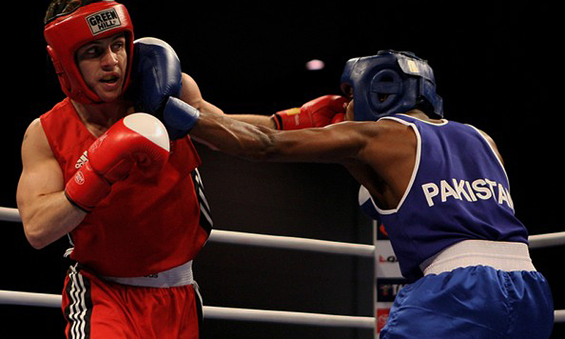 Pakistan's chances to qualify for Rio Olympics boxing event appear slim as the team faces a lack of funds. -AFP/File