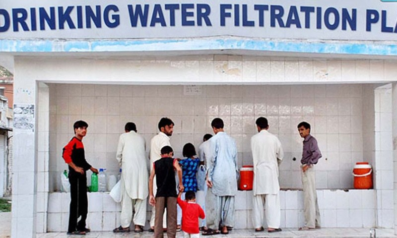 Water Filtration Plant in Pakistan Water Filtration Plants in