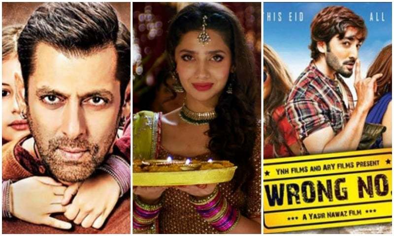 Bajrangi Bhaijan leads the box office so far, but Bin Roye and Wrong Number are competitive enough to stay in the race