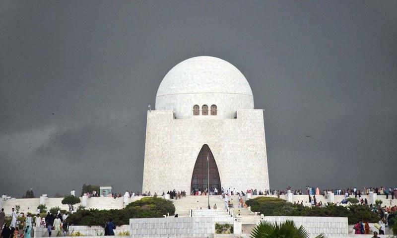 کراچی میں شدید بارش