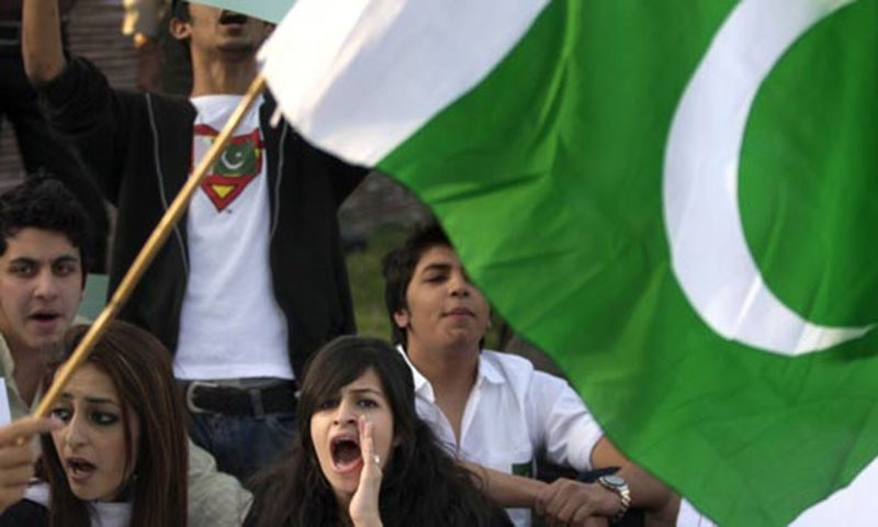 Pakistanis hope for a better future