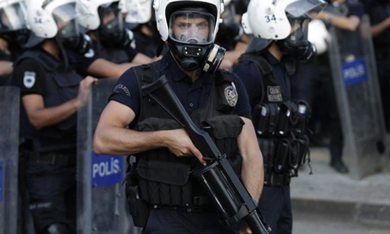The Dogan news agency said that 140 addresses were raided in 26 districts in Istanbul alone, in a giant operation involving some 5,000 police.  —Reuters/File