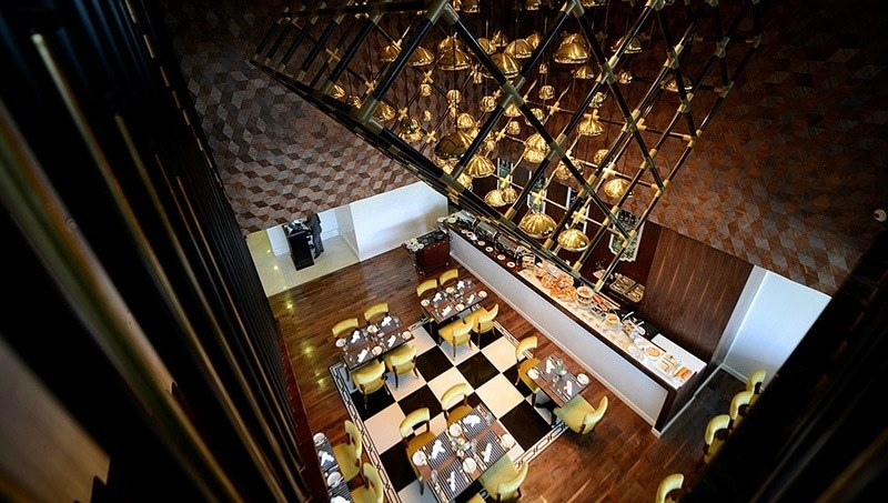 The Cube — Photo courtesy: Nishathotel.com